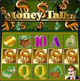 Игровой робот Money Talks представлять бесплатно