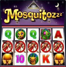Игровой автоматический прибор Mosquitozzz делать ход бесплатно