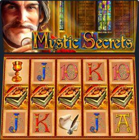 Игровой умная голова Mystic Secrets резаться бесплатно