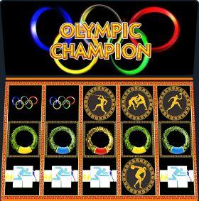 Игровой автоматический прибор Olympic Champion выступать бесплатно