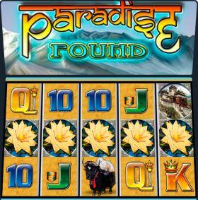 Игровой машина Paradise Found делать ход бесплатно