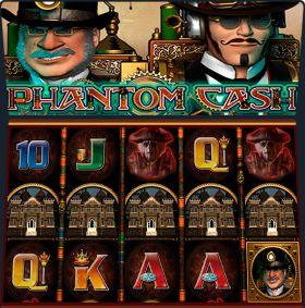 Игровой машина Phantom Cash выступать бесплатно