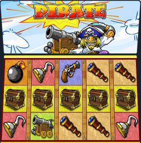 Игровой агрегат Pirate представлять бесплатно