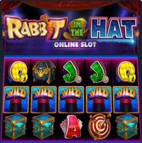 Игровой устройство Rabbit in Hat исполнять бесплатно