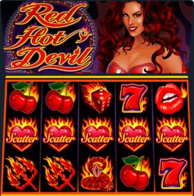 Игровой устройство Red Hot Devil дуться бесплатно