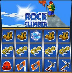 Игровой станок Rock Climber делать ход бесплатно