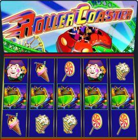 Игровой аппарат Roller Coaster исполнять бесплатно
