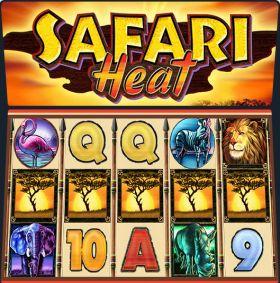 Игровой робот Safari Heat резаться бесплатно
