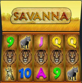 Игровой устройство Savanna представлять бесплатно