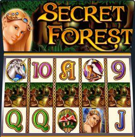 Игровой умная голова Secret Forest ходить бесплатно