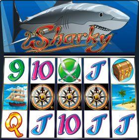 Игровой аппарат Sharky выступать бесплатно