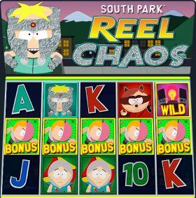 Игровой машина South Park: Reel Chaos резаться бесплатно
