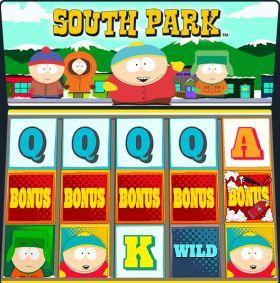 Игровой механизм South Park ходить бесплатно