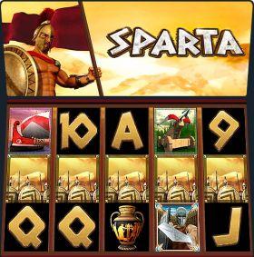 Игровой устройство Sparta представлять бесплатно