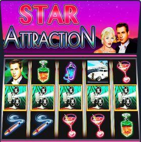 Игровой механизм Star Attraction исполнять бесплатно