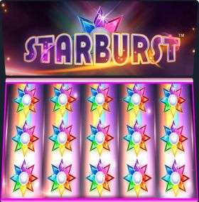 Игровой механизм Starburst представлять бесплатно