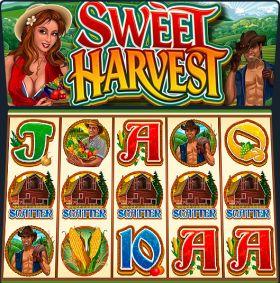 Игровой автоматическое устройство Sweet Harvest выступать бесплатно