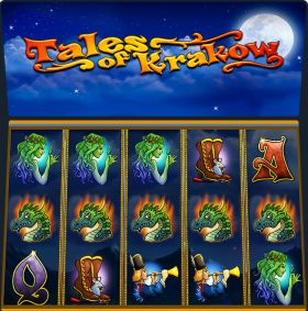 Игровой автоматическое устройство Tales of Krakow выступать бесплатно