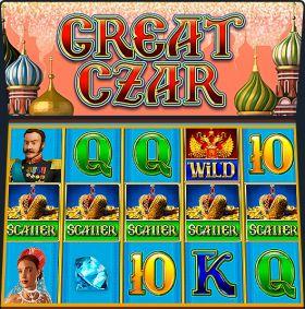 Игровой умная голова The Great Czar представлять бесплатно