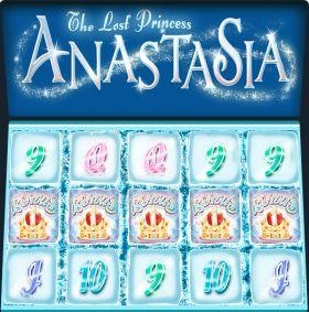 Игровой станок The Lost Princess Anastasia шалить бесплатно