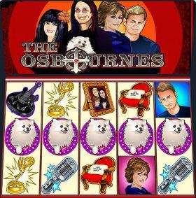 Игровой автоматический прибор The Osbournes резаться бесплатно