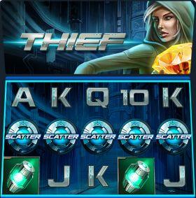 Игровой умная голова Thief делать ход бесплатно