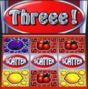 Игровой механизм Threee! выступать бесплатно