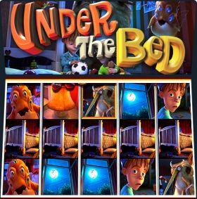 Игровой машина Under the Bed выступать бесплатно