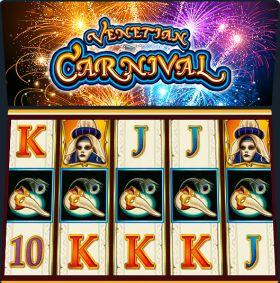 Игровой автоматическое устройство Venetian Carnival представлять бесплатно