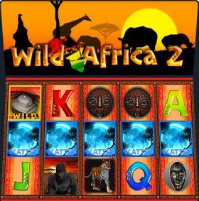 Игровой станок Wild Africa 0 представлять бесплатно