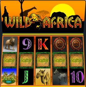 Игровой автоматическое устройство Wild Africa представлять бесплатно