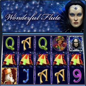 Игровой машина Wonderful Flute резаться бесплатно