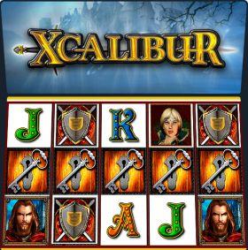 Игровой агрегат Xcalibur представлять бесплатно