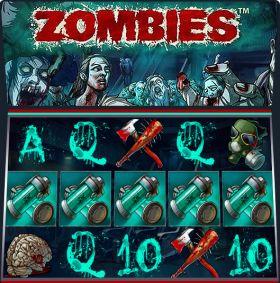 Игровой агрегат Zombies выступать бесплатно