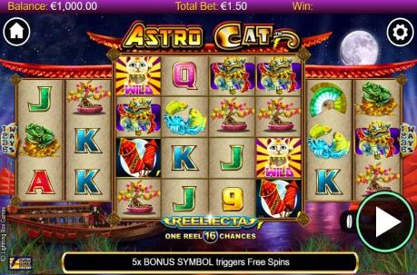 игровые автоматы астро драконы играть