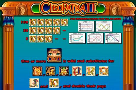 Игровой автомат атлантида