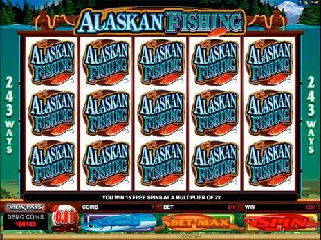 Игровой автомат Lets Go Fish'n — Бесплатный слот от Aristocrat