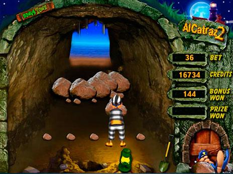 Игровой автомат alcatraz 2