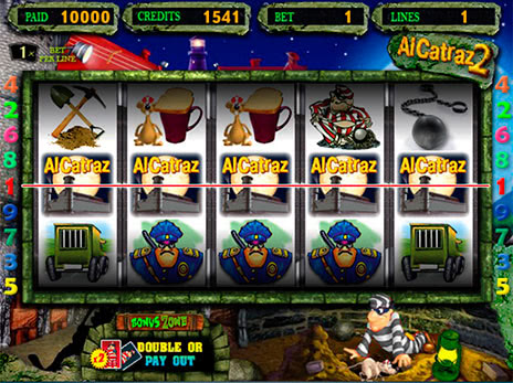 Alcatraz Игровой Автомат Бесплатно