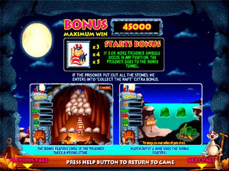 Игровые автоматы играть бесплатно и без регистрации alcatraz