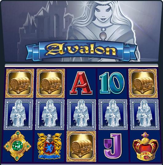 Игровые автоматы авалон играть бесплатно бесплатные игры онлайн казино играть