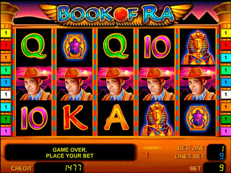 online slot games book of ra gewinne