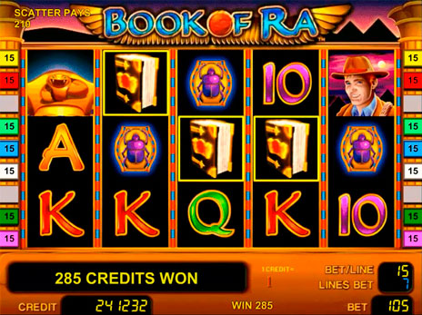 slot machine online free book of ra spielgeld