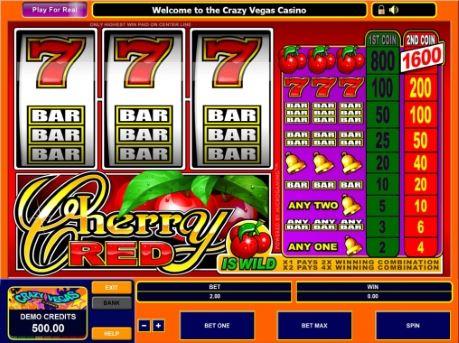 игровой автомат cherry