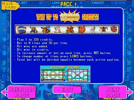 Игровые автоматы бесплатно чукча