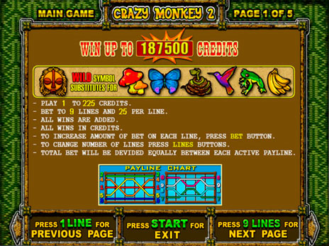 crazy money games