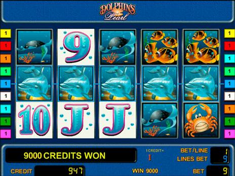 Игровые автоматы дельфины на андроид казино 1995 фильм онлайн