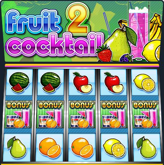 Slots 777 ru fruit cocktail
