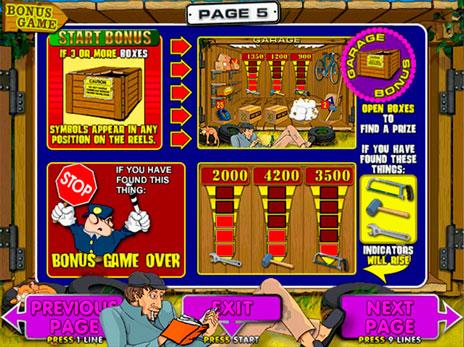 игровые автоматы гараж играть бесплатно и без регистрации ставка 5000