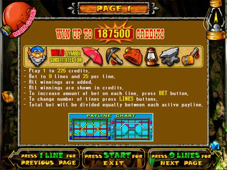 Играть онлайн гном автоматы игровые автоматы вулкан играть на деньги при бонусе 100 рублей